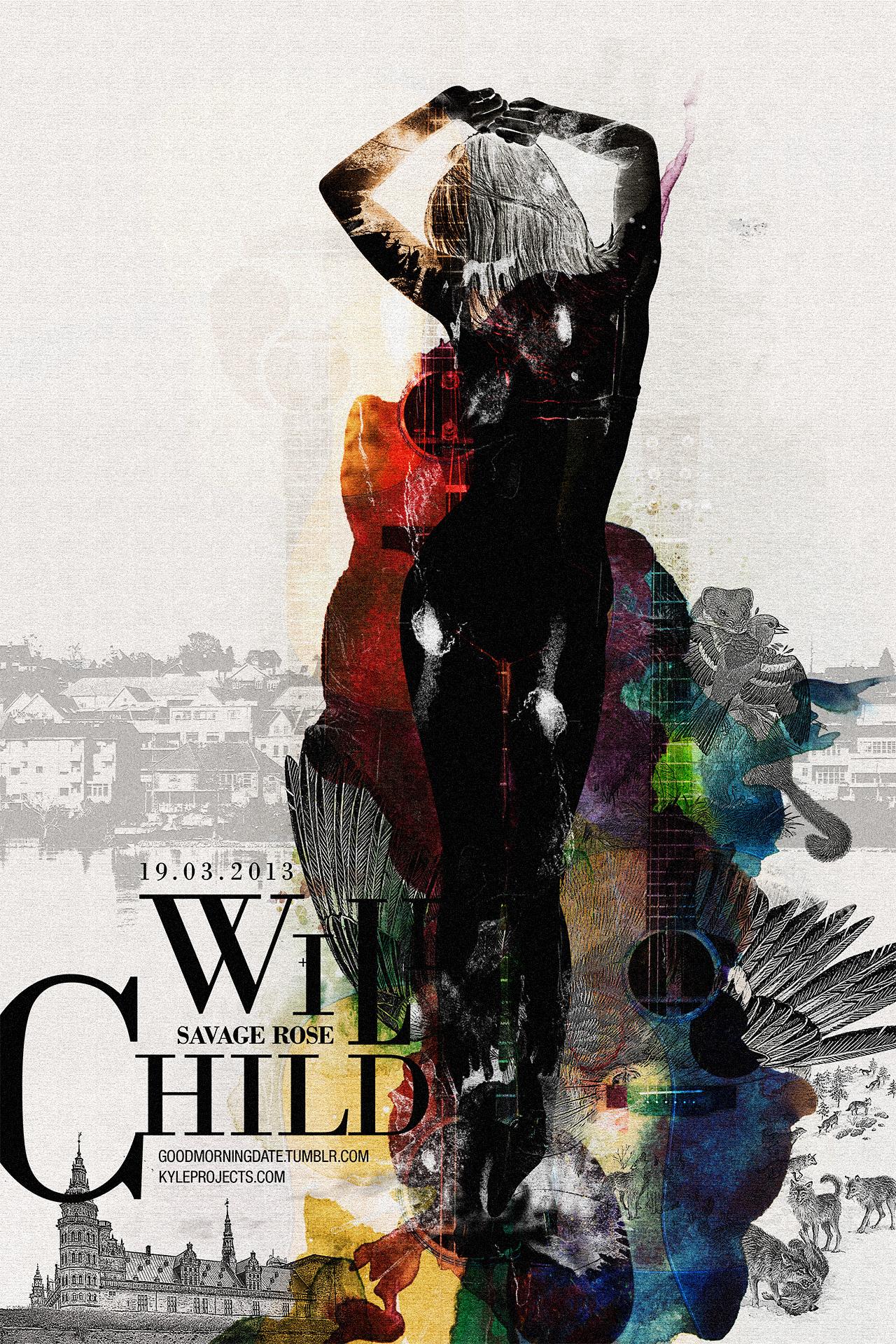 Wild Child, March 2013