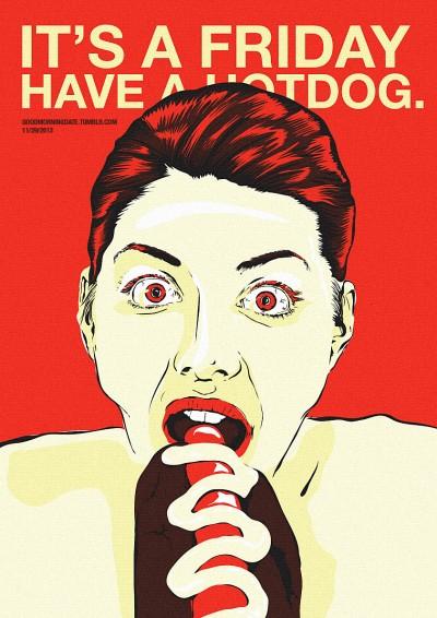Hotdog Fridays, 2014